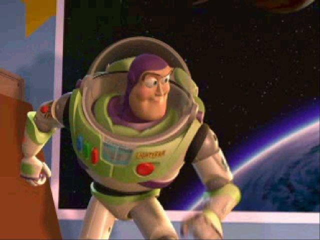 Buzz Lightyear of Star Command screenshot
