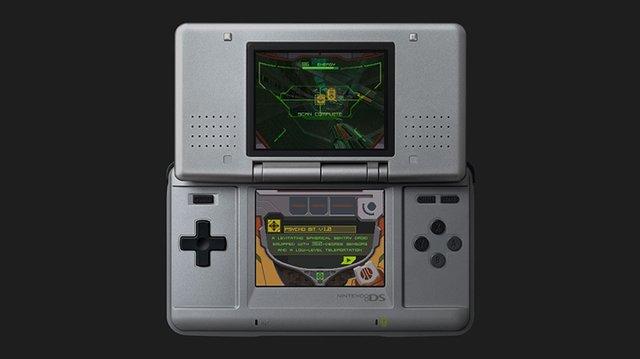 Metroid Prime Hunters screenshot