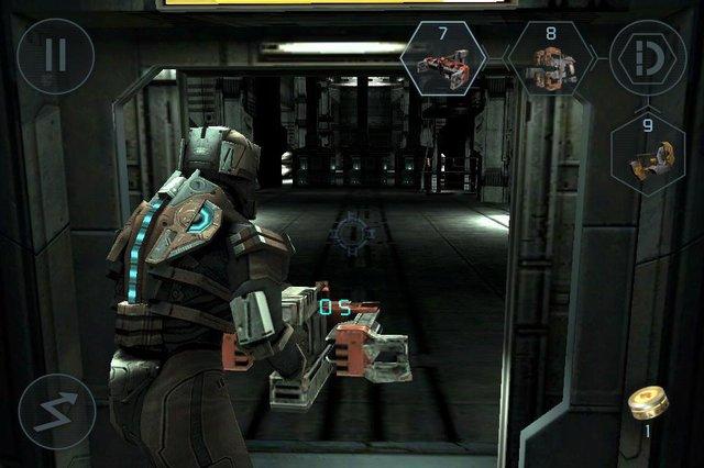 Dead Space (mobile) screenshot