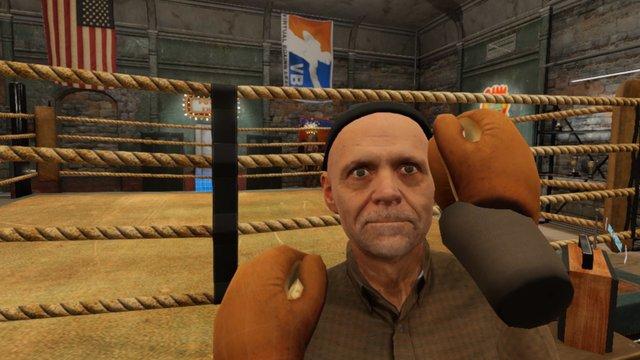 Virtual Boxing League screenshot