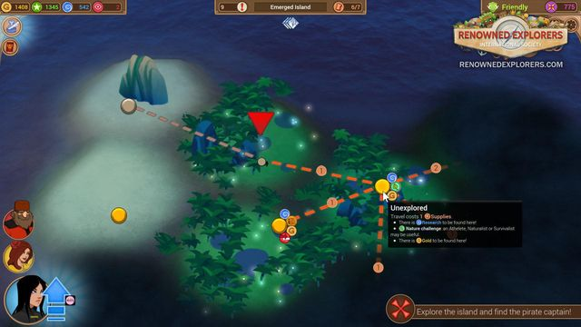 Renowned Explorers: International Society screenshot