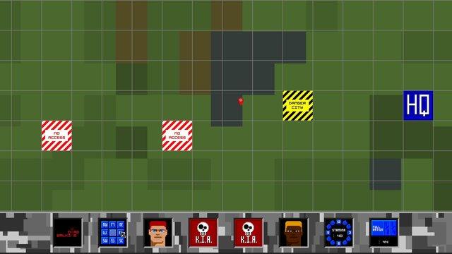 Dead Men Walking screenshot