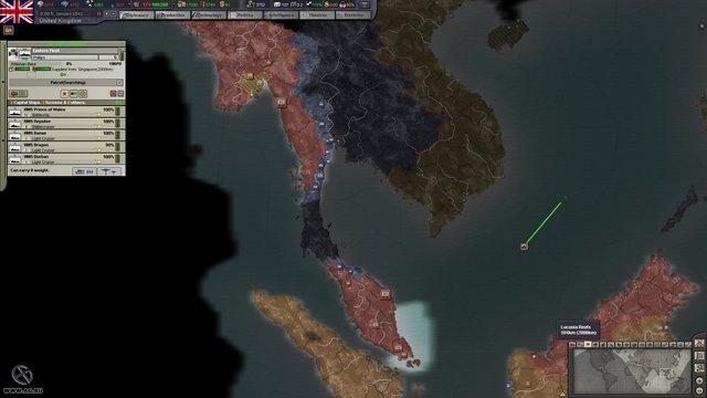 Hearts of Iron III: For the Motherland screenshot