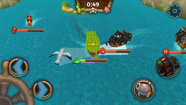 League of Pirates screenshot