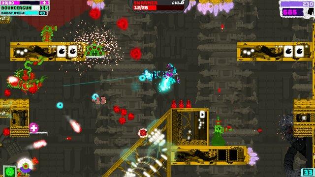 Featherpunk Prime screenshot