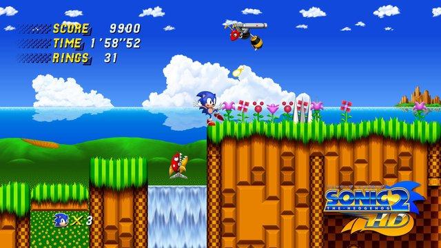 Sonic the Hedgehog 2 HD screenshot