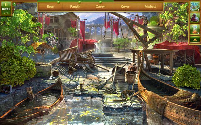 Lost Lands: A Hidden Object Adventure screenshot