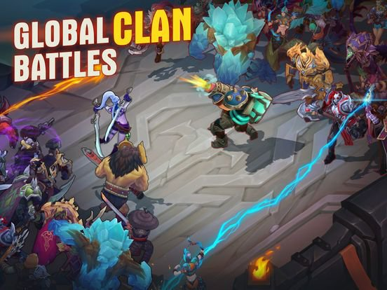 Juggernaut Wars – Action MOBA screenshot