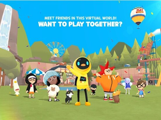 Play Together - release date, videos, screenshots, reviews ...