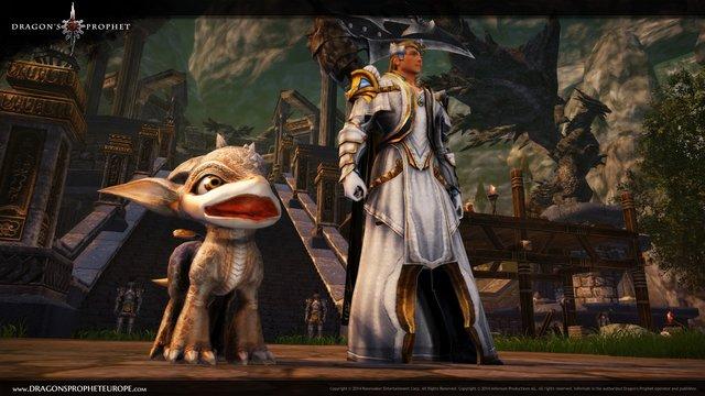 Dragon's Prophet screenshot