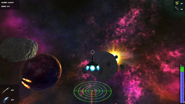 Space Thinger screenshot