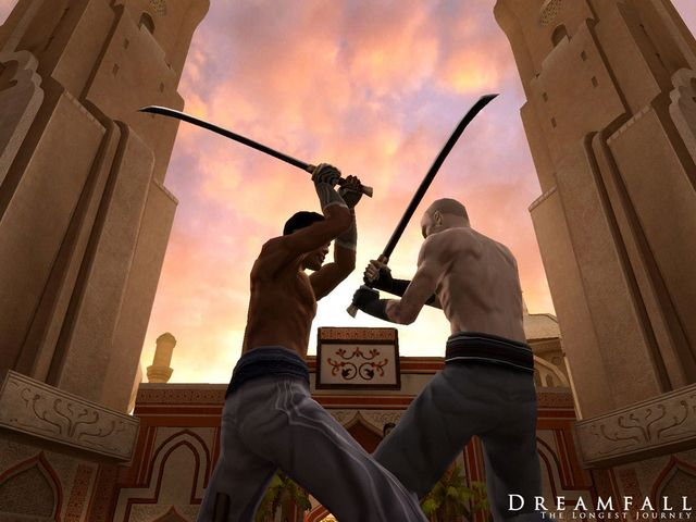 Dreamfall: The Longest Journey screenshot №10 preview