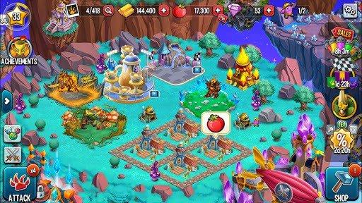 Monster Legends - RPG screenshot