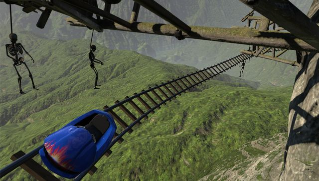 Russian VR Coasters screenshot