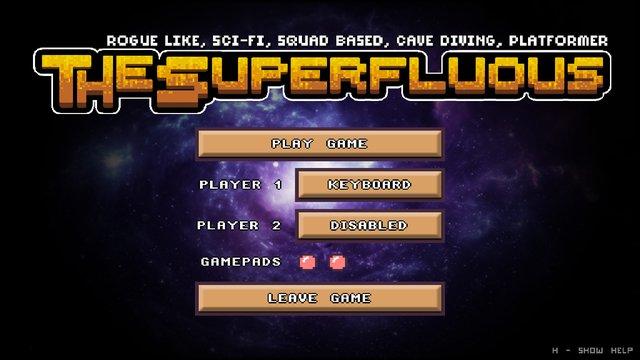 The Superfluous screenshot