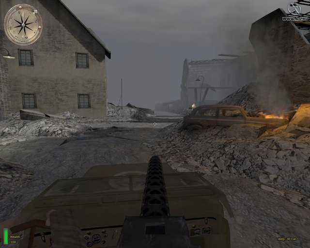 Medal of Honor Allied Assault: Breakthrough screenshot
