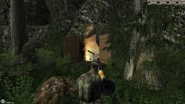 Elite Warriors: Vietnam screenshot