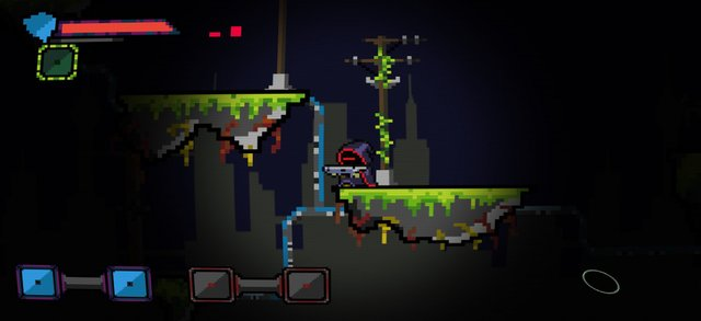 Liveza: Death of the Earth screenshot