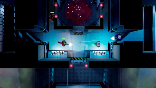 Geneshift screenshot