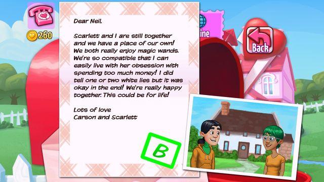 Kitty Powers' Matchmaker screenshot