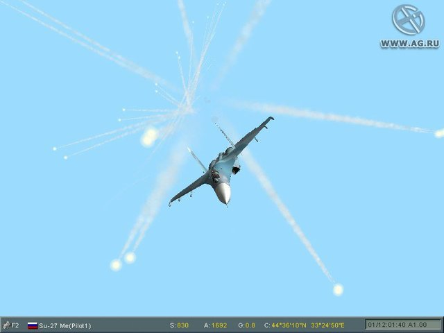 Lock On: Modern Air Combat screenshot