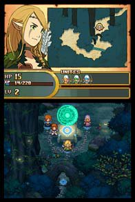 Might and Magic Clash of Heroes screenshot