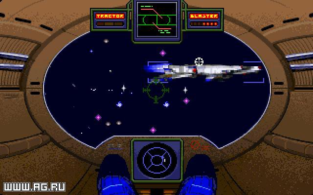 Wing Commander: Academy screenshot