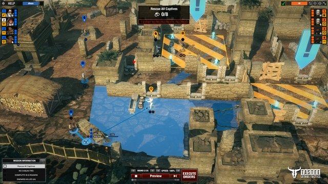TASTEE: Lethal Tactics screenshot