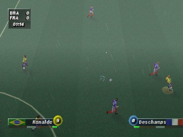 Ronaldo V-Football screenshot