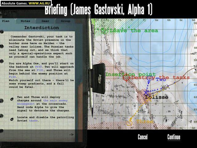 Operation Flashpoint: Cold War Crisis screenshot