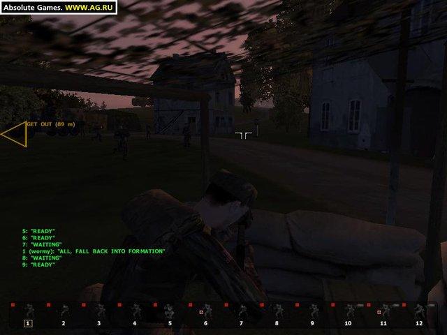 Operation Flashpoint: Between the Lines screenshot