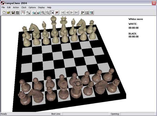 CompuChess 2004 screenshot