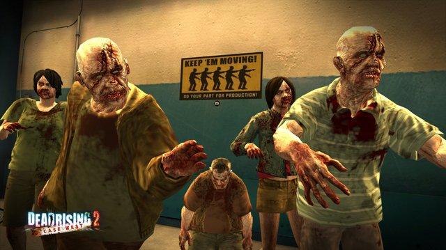 DEAD RISING 2: CASE WEST screenshot