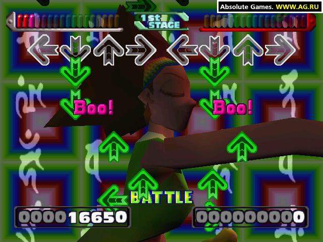 DanceDanceRevolution (1999) screenshot