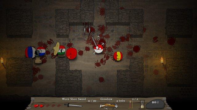 DungeonRift screenshot