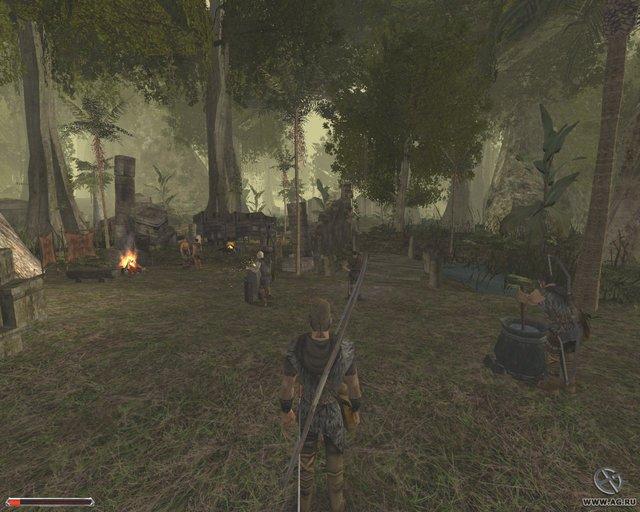 Gothic 2: Night of the Raven screenshot