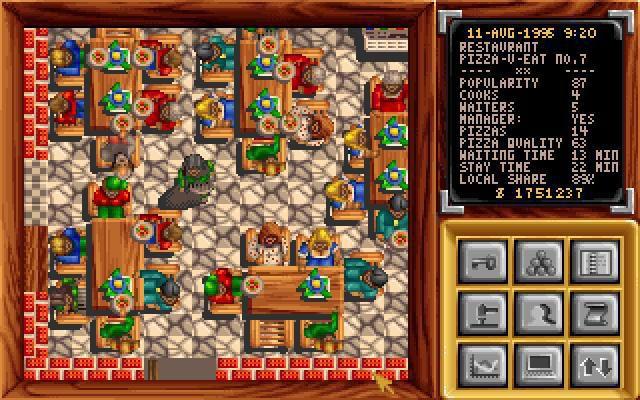 Pizza Tycoon screenshot