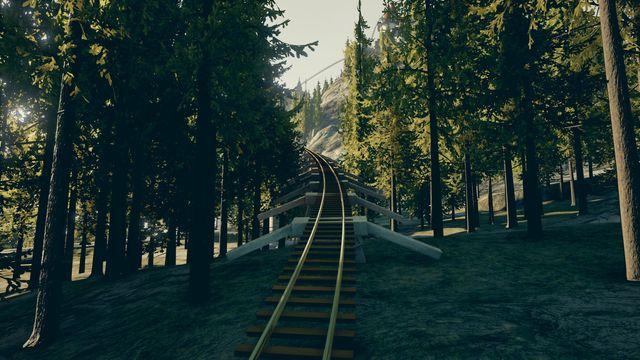 Rift Coaster HD Remastered VR screenshot