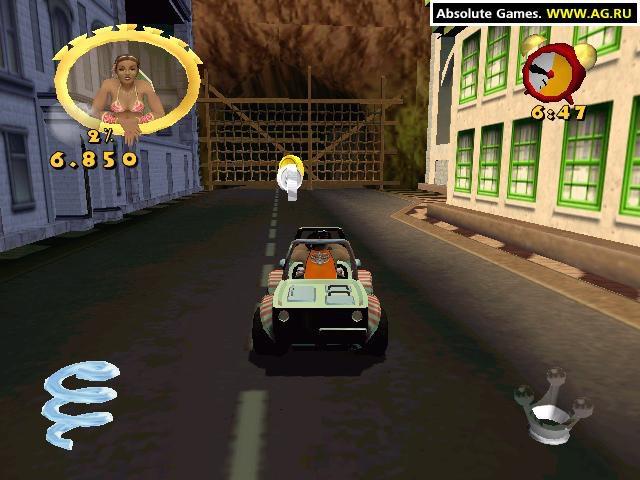 Король пляжных гонок screenshot
