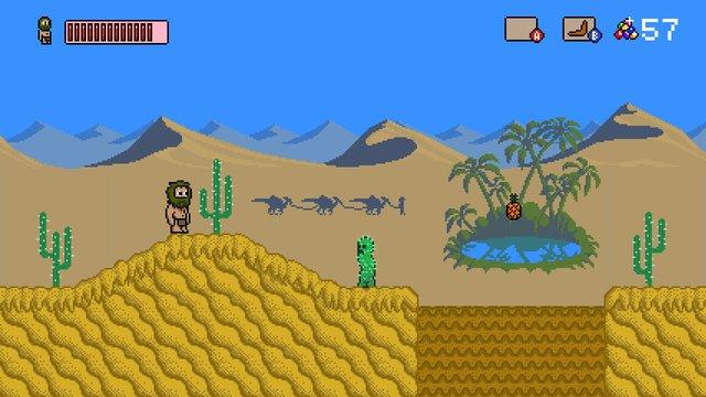 Dinocide screenshot