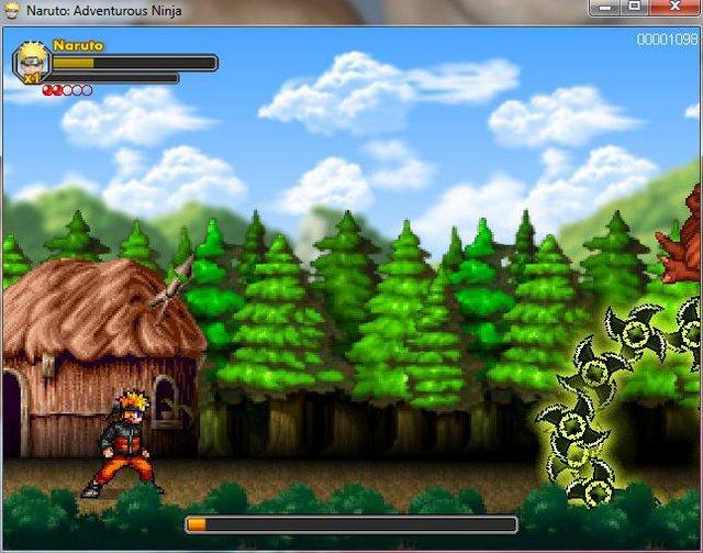 Naruto: Adventurous Ninja screenshot