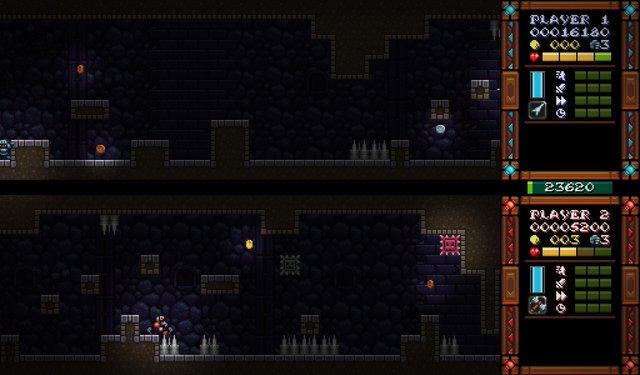 Iron Fisticle screenshot