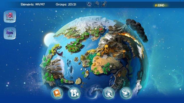 Doodle God: Genesis Secrets screenshot