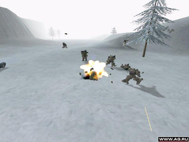 Heavy Gear 2 screenshot