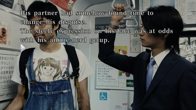428: Shibuya Scramble screenshot