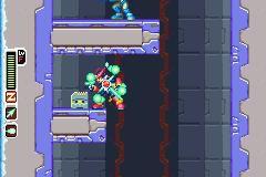 Mega Man Zero 3 (2004) screenshot