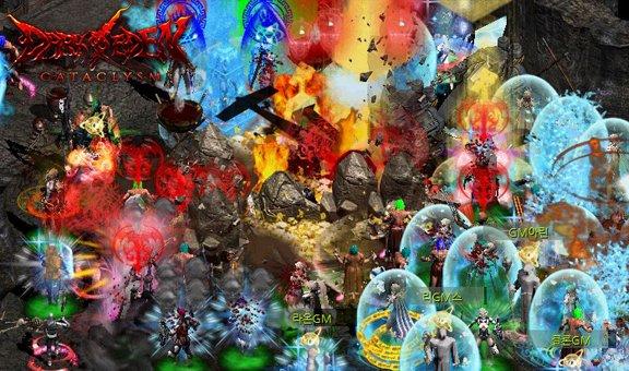 Dark Eden screenshot