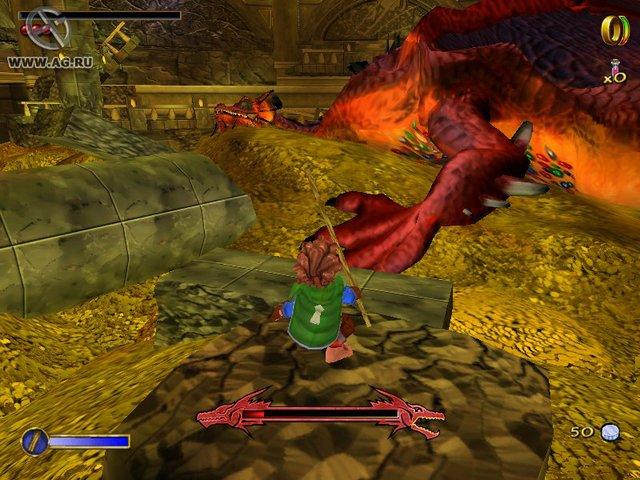 Hobbit, The (2003) screenshot