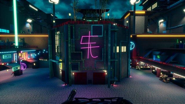 Cyberdrome screenshot
