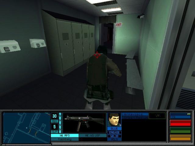 Tom Clancy's Rainbow Six screenshot